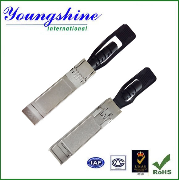 YoungShine Metal Products Co, LTD  | DAC SFP Housing Precision Die